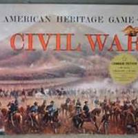 CIVIL WAR BOARD GAME