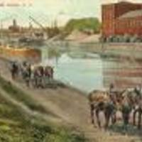 The Erie Canal Opens
