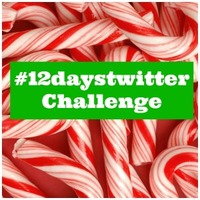 #12daystwitter