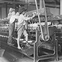 Child Factory Workers