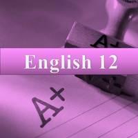 Corner High English 12
