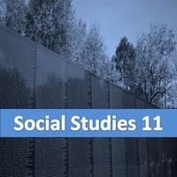 Corner High Social Studies 11