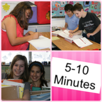 ELA 5-10 Min Activities