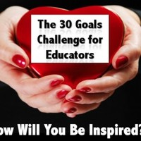 Over 9000 educators have joined this challenge to complete 30 short-term goals in a year in an aim to make us better educators. We reflect and support each other through various social media forums like Facebook, Twitter, GooglePlus, Youtube, and blogs.