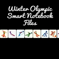 Winter Olympic Smart Notebook Files