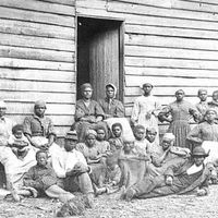 Life as a Slave on a Plantation