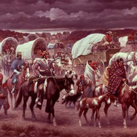 Trail of Tears/Cherokee Conflict