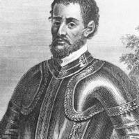 Hernando de Soto (or Someone Traveling with Him)