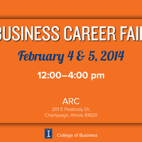 ILLINOIS BUSINESS CAREER FAIR SPRING 2016