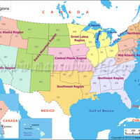 2013/14 United States Regions