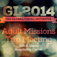 2014 Missions Trips
