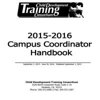 2015-2016 Campus Coordinator Handbook