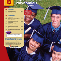 Chapter 6 Exponents and Polynomials