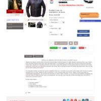 Stylish Grimm Nick Burkhardt Jacket
