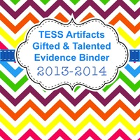 Arkansas TESS Gifted Coordinator Artifact Binder