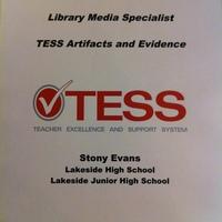 TESS Evidence