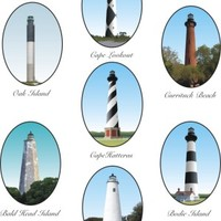 Carolina Lighthouses