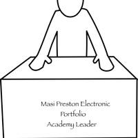 Masi Preston Electronic Portfolio