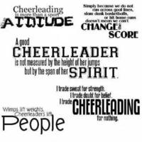 how was cheerleading invented