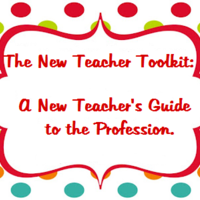 New Teacher Learning Log