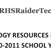 RaiderTech Teacher Trainings