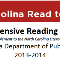 This is a supplement to the NC Comprehensive Reading Plan
