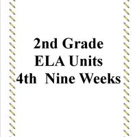 2nd grade ELA-CCGPS-4th 9-weeks