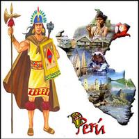 Organización política: Imperio Incaico y Estado Peruano