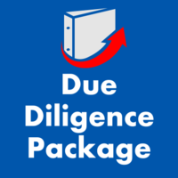 Due Diligence Package Template