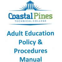 Coastal Pines Tech Adult Education Procedures Manual