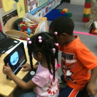 Use of iPads in Early Childhood
