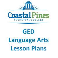 Coastal Pines Tech GED Language Arts