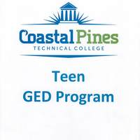 Coastal Pines Tech Adult Ed Teen GED Program