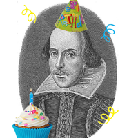 Happy Birthday Shakespeare!