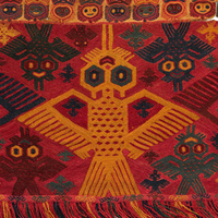 Art Center: The Geometric Patterns in Andean Art