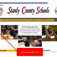SCS Google Apps for Ed