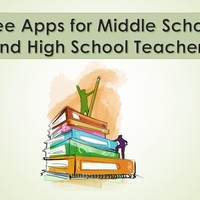 Free iPad Apps for Middle School and High School Teachers