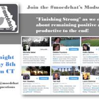#MOedchat Bloggers' LIVEBINDER of GOODNESS!