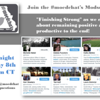 #MOedchat Bloggers' LIVEBINDER of GOODNESS!