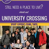 University Crossing International Exchange Housing Program