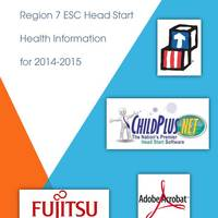 Region 7 ESC Head Start Health and Nutrition Information
