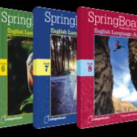SpringBoard Unit 1