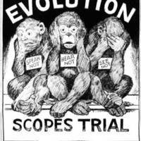 "The Scopes ""Monkey"" Trial"