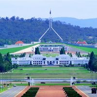 Legislation and government departments: The Australian Work Envi