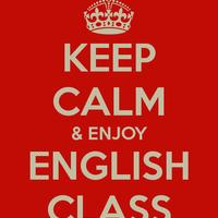12th grade English