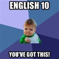 Honors English 10