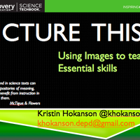 Picture This- Visual Literacy in the Classroom