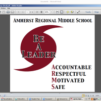 ARMS PBIS and Restorative Practices