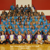 East Alton District #13 Model Math