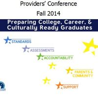 2014 Providers Conference (8/28-8/29)